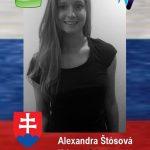 """Alexandra """"Saša"""" Štósová"""
