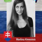 """Martina """"Kmeca"""" Kmecová"""