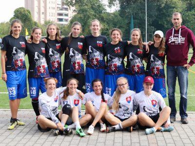 Ženská reprezentácia Bologna 2018